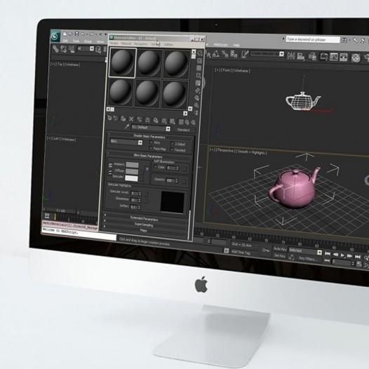3D STUDIO MAX V9